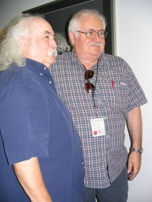 CSNY: David Crosby & Carl Gottlieb
