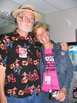 CSNY: John Varley & Cindy Sheehan