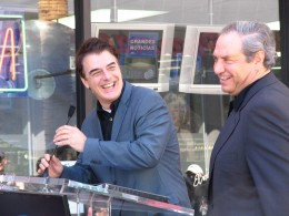 Chris Noth & Dick Wolf