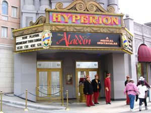 Disneyland and California Adventure Part 2: Hyperion