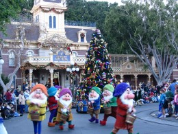 Disneyland and California Adventure Part 3: 7 Dwarfs
