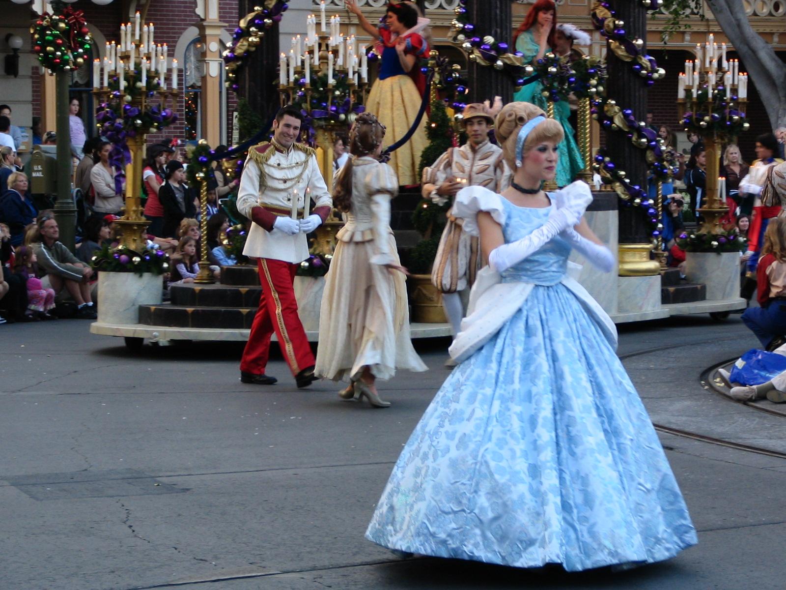 Disneyland and California Adventure Part 3: Cinderella