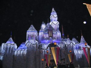 Disneyland and California Adventure Part 3: Snow White's Castle