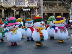 Disneyland and California Adventure Part 3: Snowmen