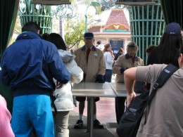 Disneyland and California Adventure Part 4: Homeland Security