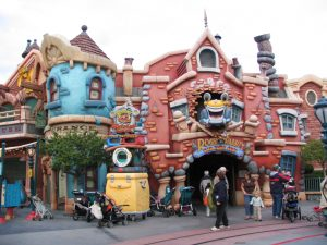 Disneyland and California Adventure Part 4: Roger Rabbit's Car Toon Spin