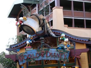Disneyland and California Adventure Part 4: World of Disney