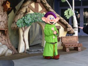 Disneyland and California Adventure Part 5: Dopey