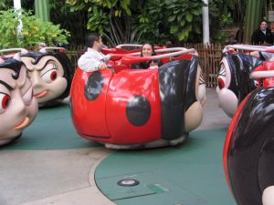 Disneyland and California Adventure Part 5: Francis' Ladybug Boogie
