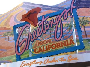 Disneyland and California Adventure Part 5: Greetings from California