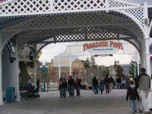 Disneyland and California Adventure Part 5: Paradise Pier