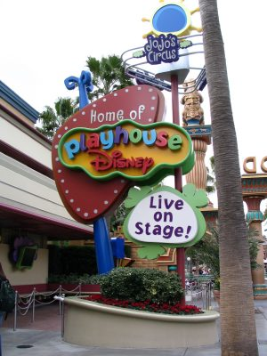 Disneyland and California Adventure Part 5: Playhouse Disney