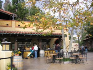 Disneyland and California Adventure Part 5: Wine Country Restaurant