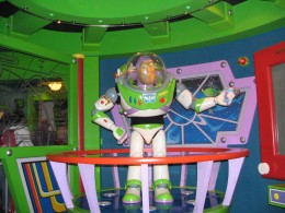 Disneyland and California Adventure Part 6: Buzz Lightyear