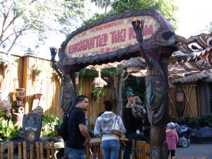 Disneyland and California Adventure Part 6: Enchanted Tiki Room