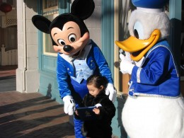 Disneyland and California Adventure Part 6: Mickey & Donald