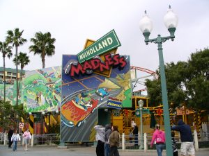 Disneyland and California Adventure Part 6: Mulholland Madness
