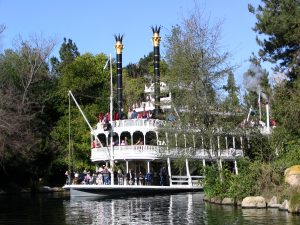 Disneyland and California Adventure Part 6: The Mark Twain