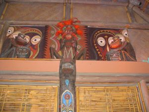Disneyland and California Adventure Part 6: Tiki Room 1