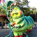 Disneyland and California Adventure Part 7: Caterpillar