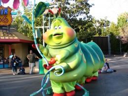 Disneyland and California Adventure Part 7: Caterpillar