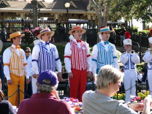 Disneyland and California Adventure Part 7: Dapper Dans