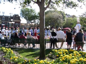Disneyland and California Adventure Part 7: Disneyland Band