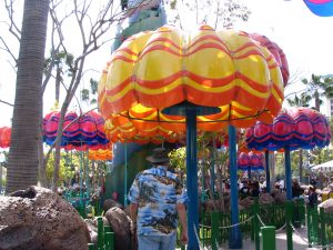 Disneyland and California Adventure Part 7: Jumpin' Jellyfish