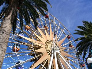 Disneyland and California Adventure Part 7: Sun Wheel