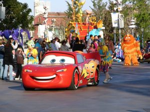 Disneyland and California Adventure Part 7: Cars