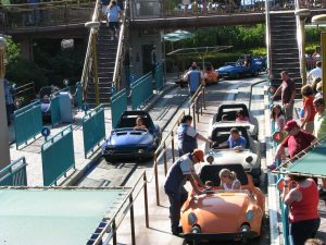 Disneyland and California Adventure Part 8: Autopia