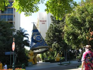 Disneyland and California Adventure Part 8: Disneyland Hotel