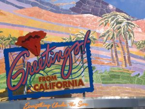 Disneyland and California Adventure Part 8: Greetings from California