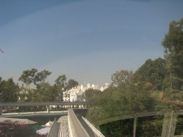 Disneyland and California Adventure Part 8: Monorail engineer's view