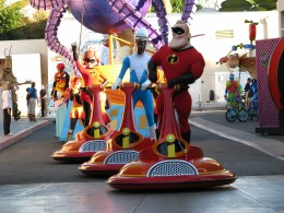 Disneyland and California Adventure Part 9: Buzz et al