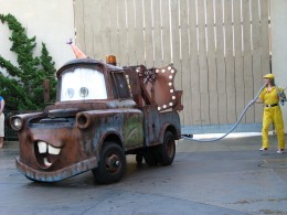 Disneyland and California Adventure Part 9: End of Parade