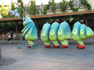 Disneyland and California Adventure Part 9: Heimlich segments