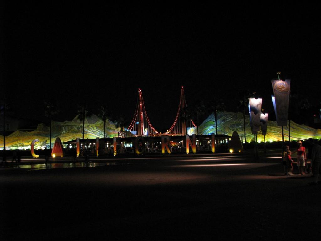 Disneyland and California Adventure Part 9: Last Photo
