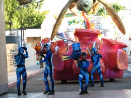 Disneyland and California Adventure Part 9: Toy Story Parade 1