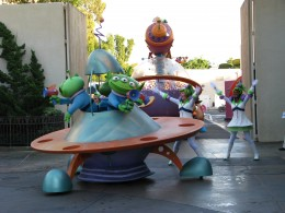 Disneyland and California Adventure Part 9: Toy Story Parade 3