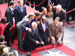 Forest Whitaker: unveiling star