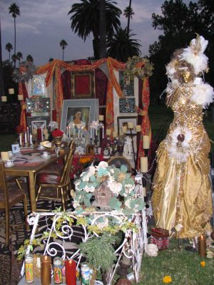 Hollywood Forever Day of the Dead: Altar to Frida