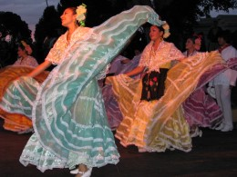 Hollywood Forever Day of the Dead: Dancers