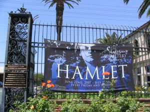 Hollywood Forever, Hamlet