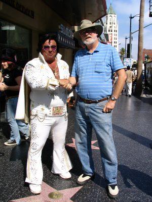 John Varley & Elvis 1