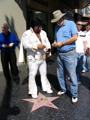 John Varley & Elvis 2