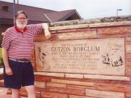 John Varley, Gutzon Borglum
