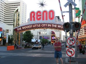John Varley, Reno NV