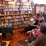 John Varley at Borderlands Books