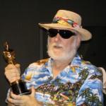 John Varley picks up an Oscar